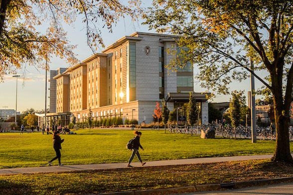 Dejope Hall, UW–Madison